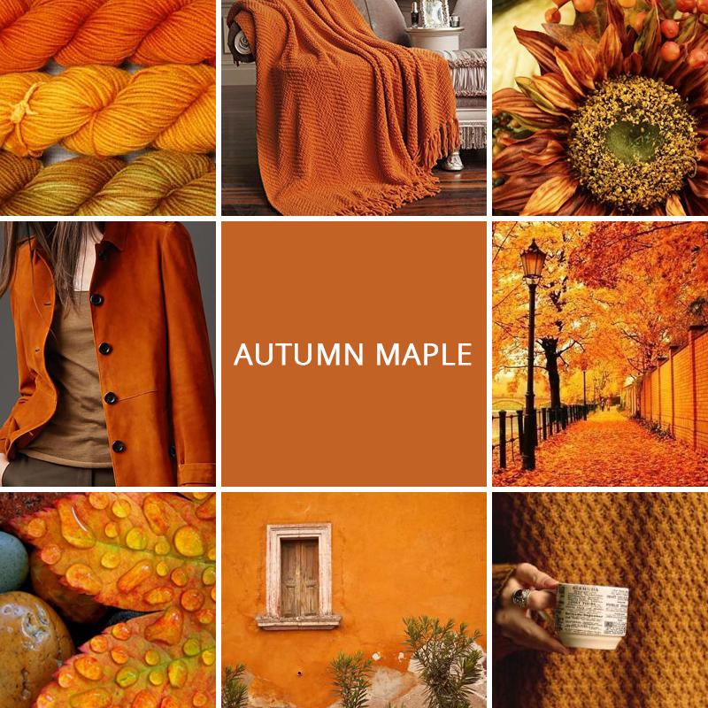 autumn maple pantone