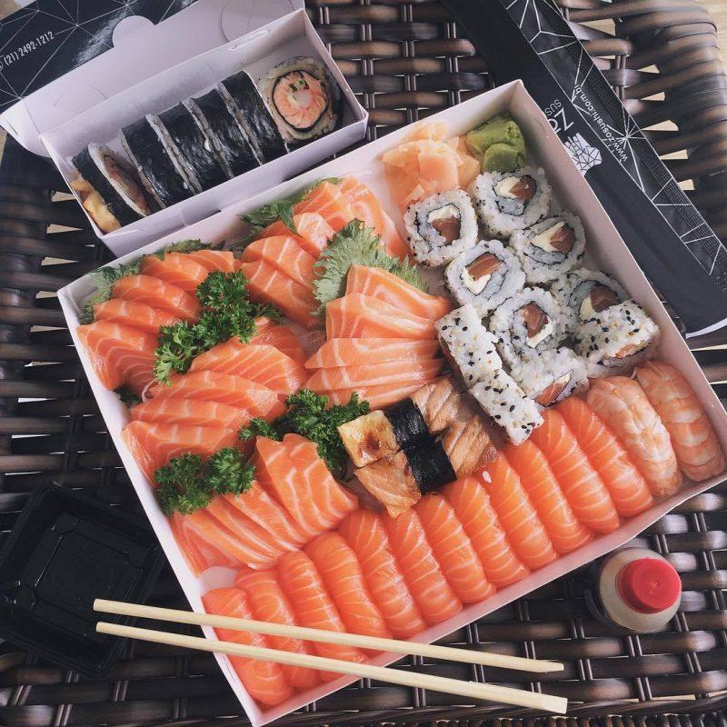 как сварить рис для суши и роллов