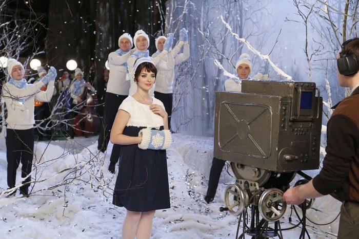 русские сериалы про советское время список
