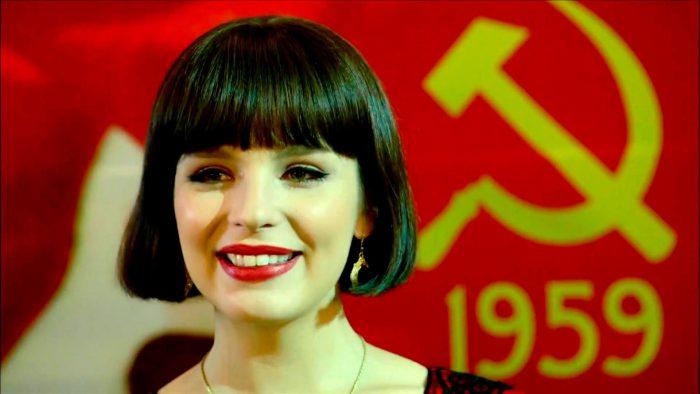 российские сериалы про советское время