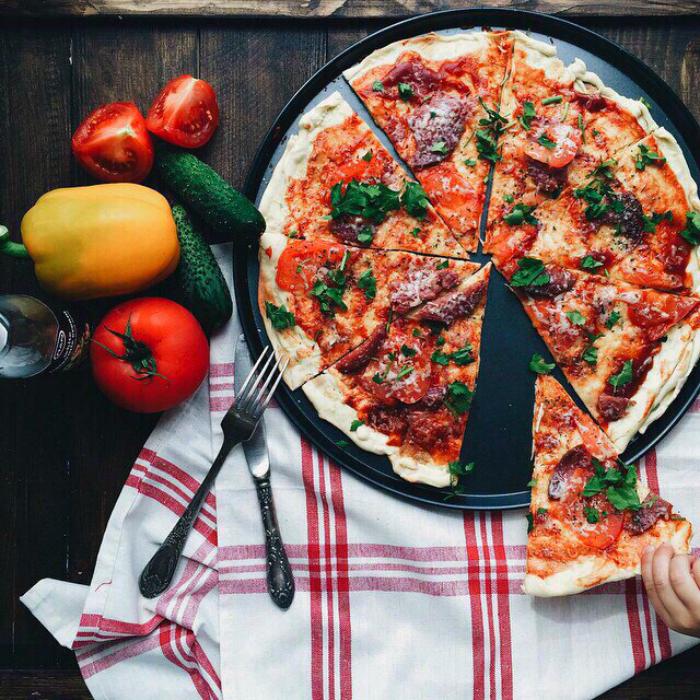 томатный соус для пиццы в домашних условиях