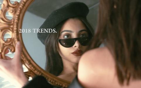 модные тренды весна лето 2018