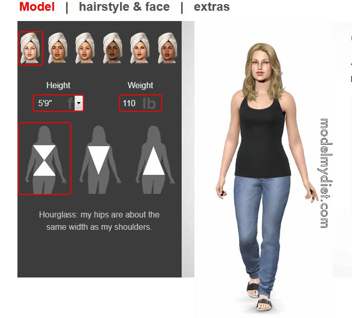 Как создать виртуальную модель тела человека