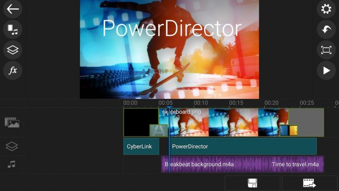 видеоредактор на андроид бесплатный