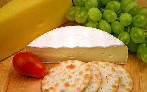 Мягкий сыр на диете