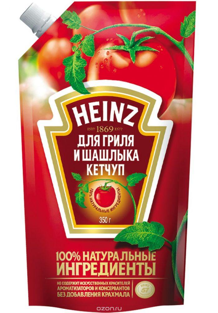 кетчуп на диете