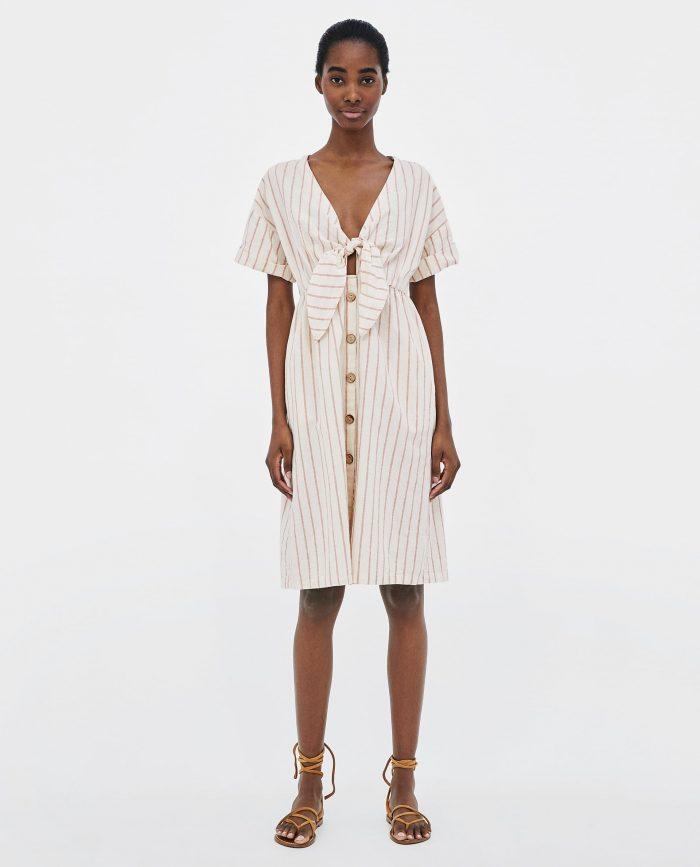 модные платья на лето 2020