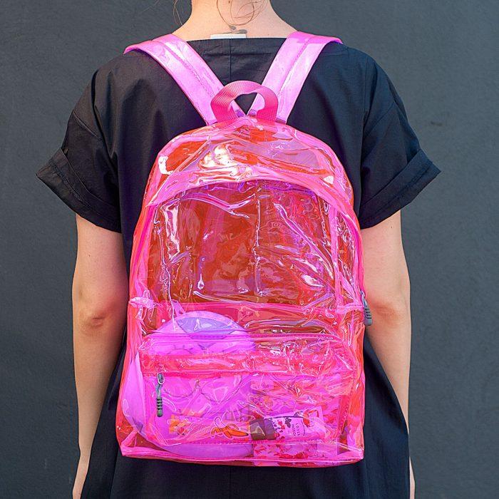 с чем носить рюкзак