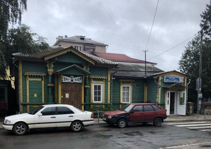 улица Юрьевская, дом 3.