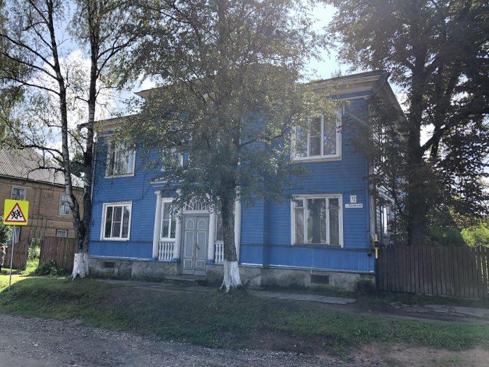 улица Псковская, дом 23