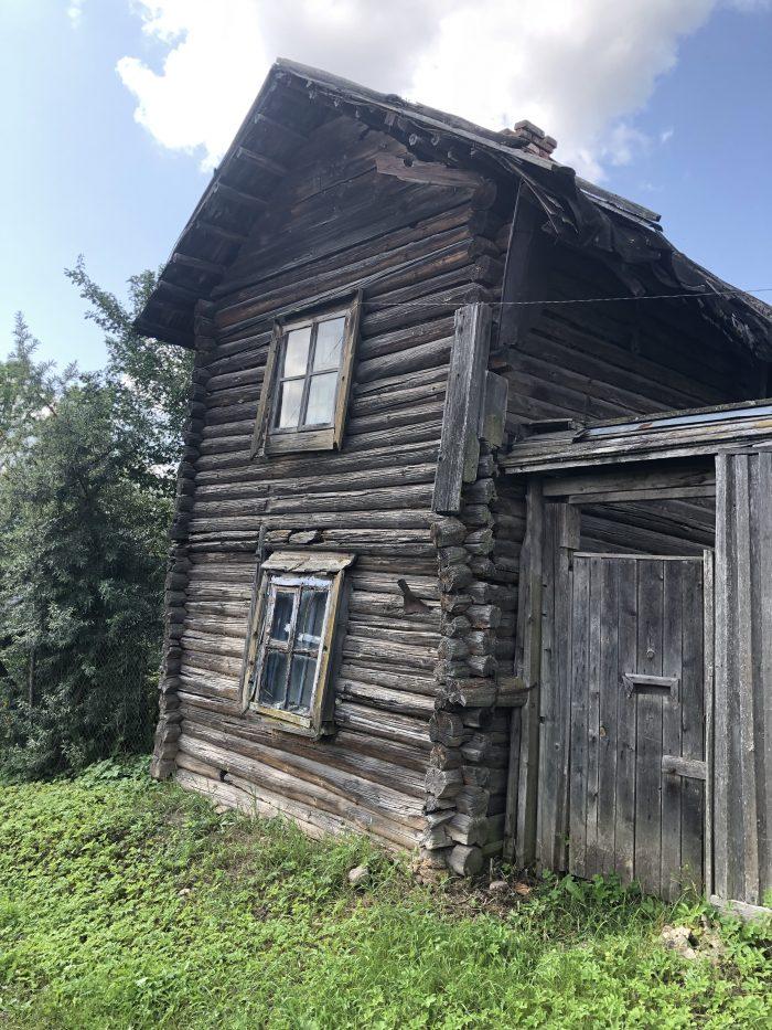 стрелецкий домик печоры