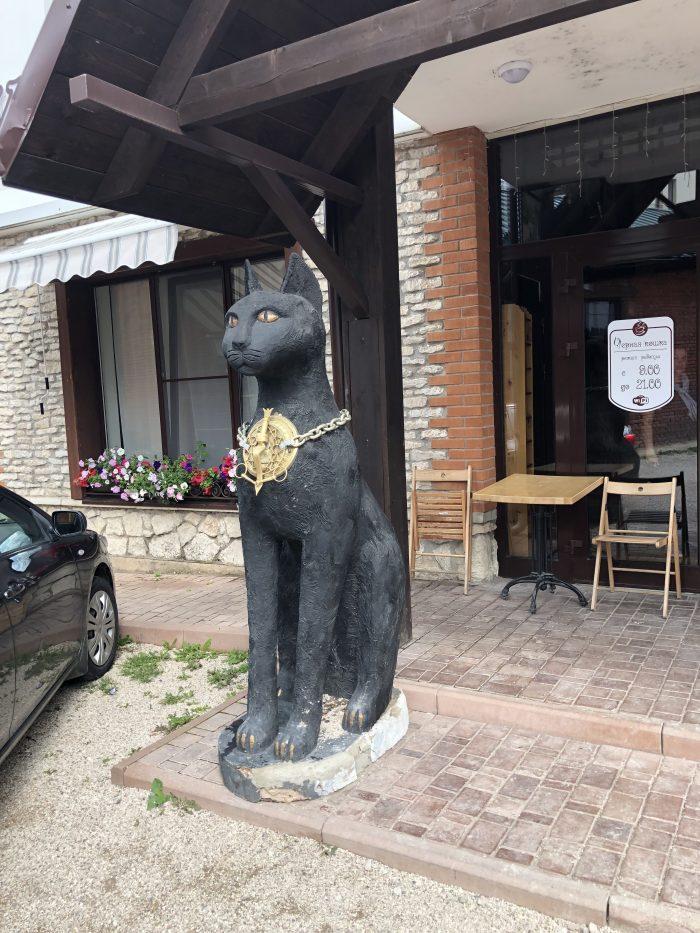 печоры Октябрьская площадь, д. 7. кафе черная кошка