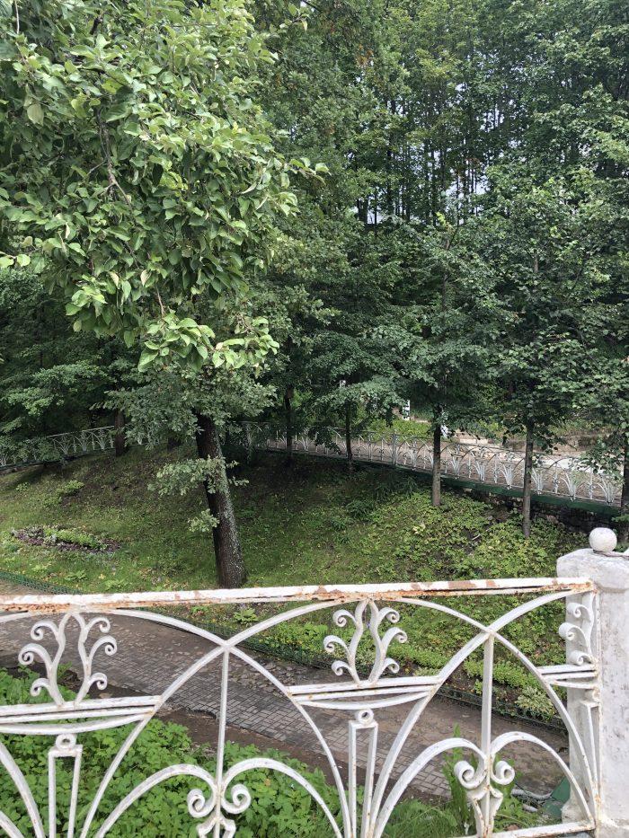 монастырь в Печорах псков