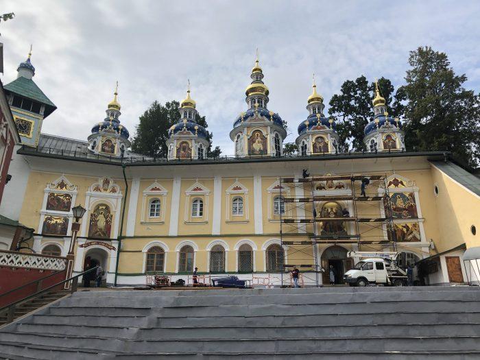 успенский собор печорский монастырь