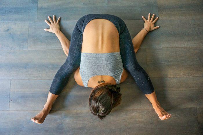 Курмасана поза действия в йог