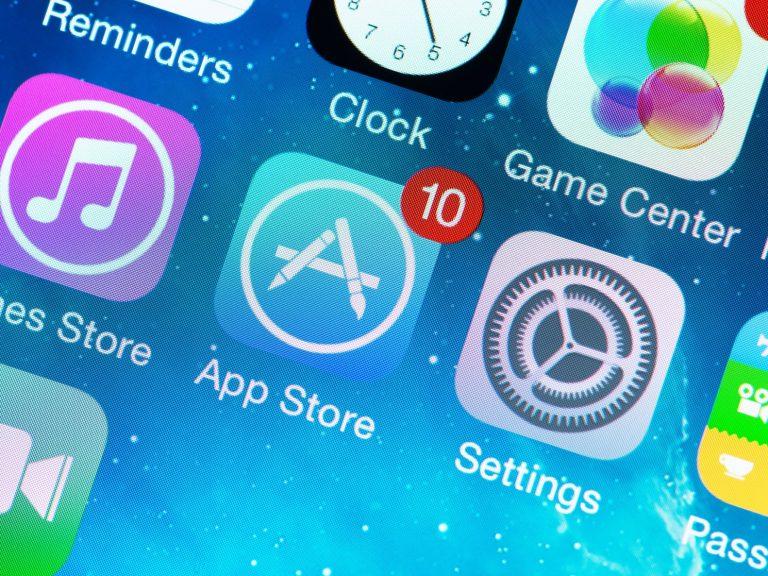где теперь обновлять приложения на айфоне