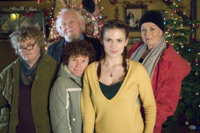 новогодний фильм семейный