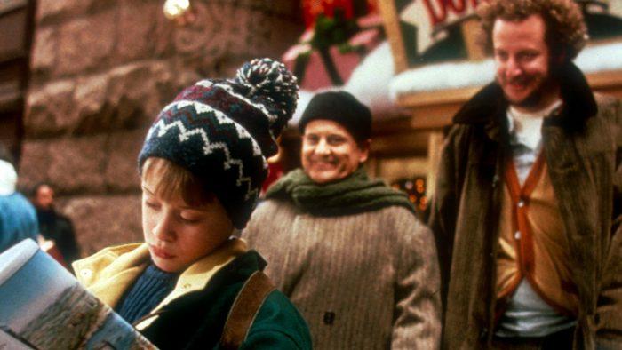 новогодние зарубежные фильмы один дома
