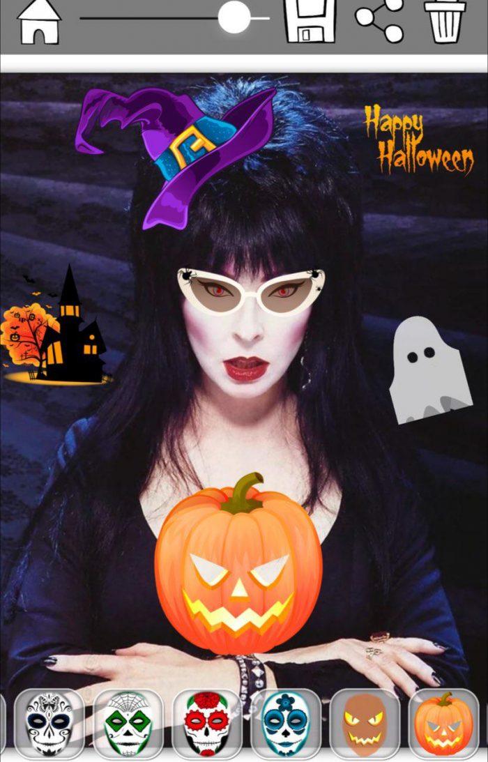 стикеры и наклейки на хэллоуин