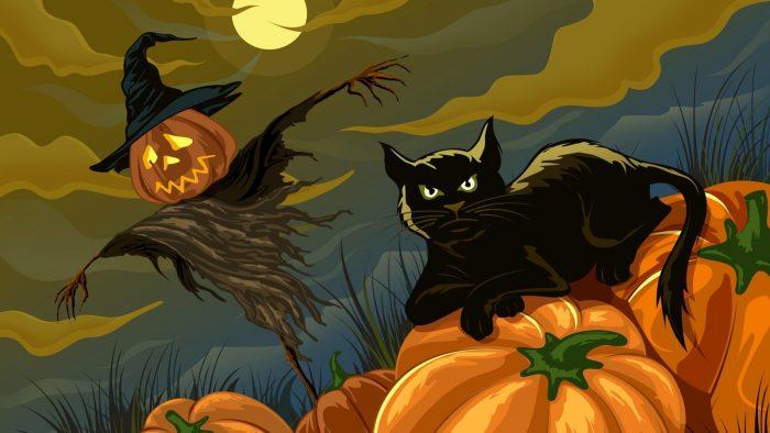 картинки хэллоуин
