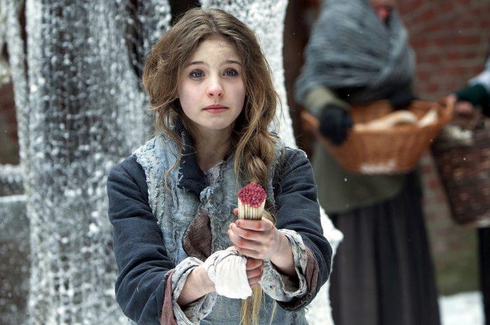девочка со спичками фильм