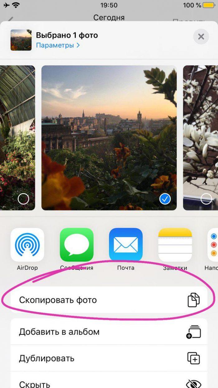 фото показаны две картинки в одной истории инстаграм сотню лишним