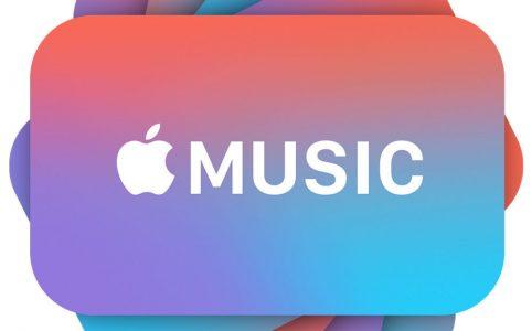наиболее прослушиваемые песни в Apple Music