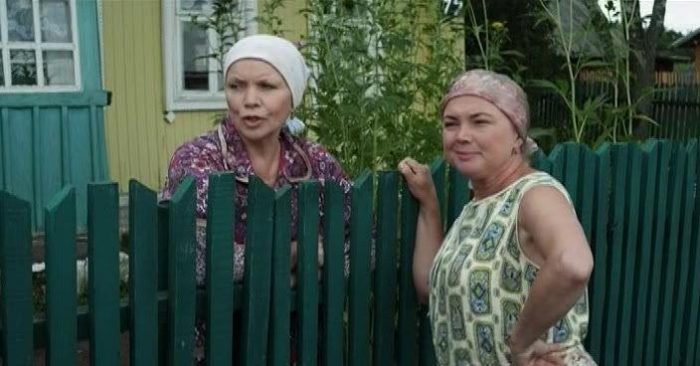 легкие русские сериалы