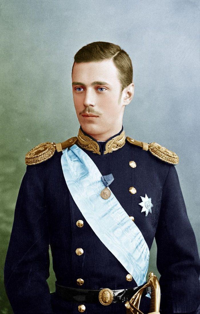 Георгий Александрович Романов