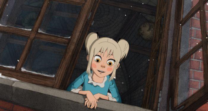 русские новогодние мультфильмы