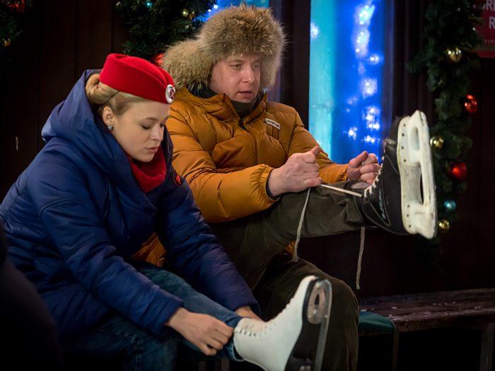 какие новогодние русские сериалы посмотреть