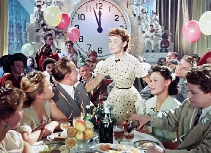 что из советского посмотреть на новый год