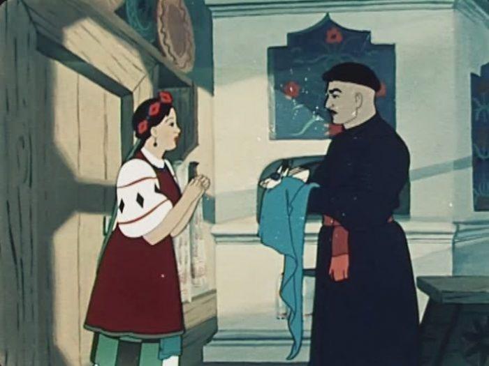 советские добрые мультики про новый год