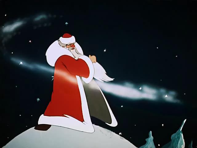Советские мультики на Новый год
