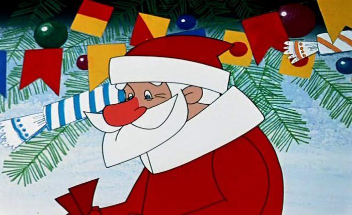 Дед Мороз и лето (1969 год)