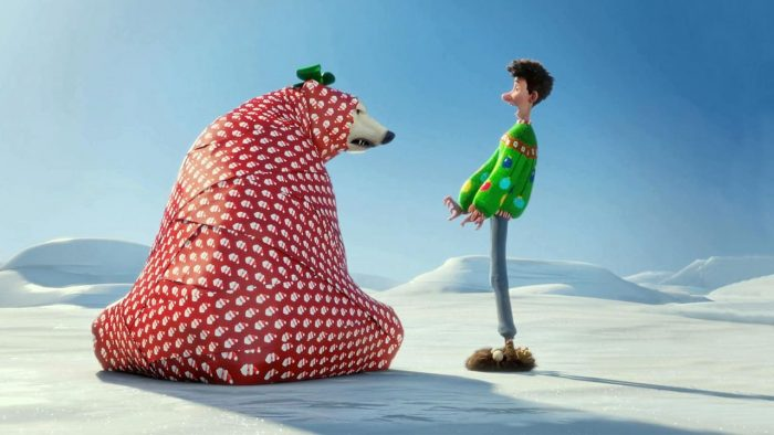зарубежные новогодние мультфильмы
