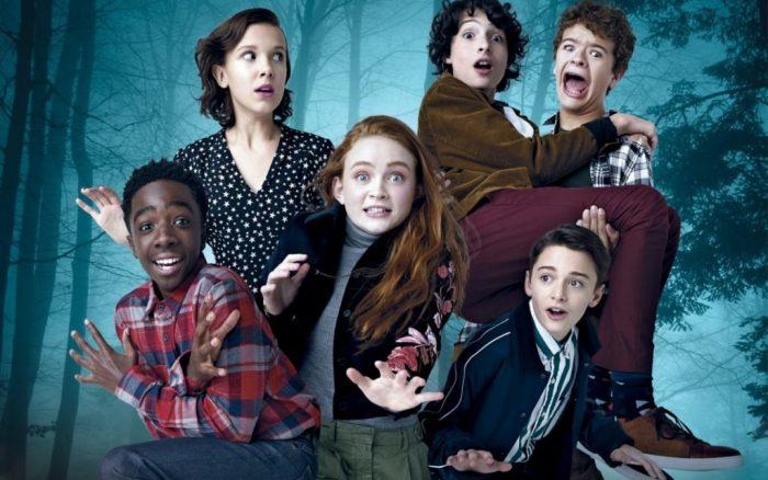 зарубежные подростковые сериалы