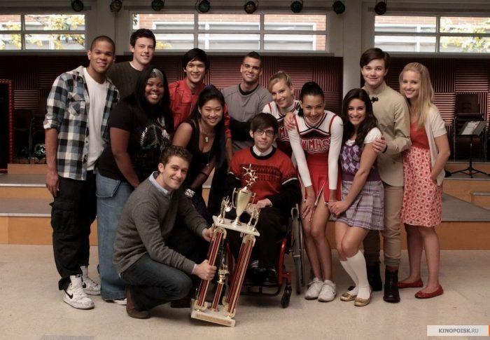 Лузеры/Хор/Glee (6 сезонов)