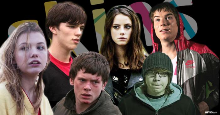 Лучшие зарубежные подростковые сериалы молокососы