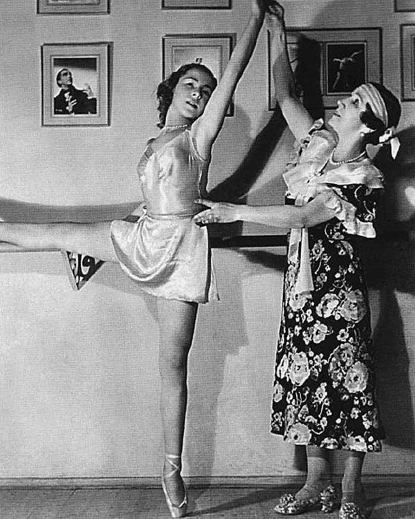 балетная школа матильды кшесинской в париже