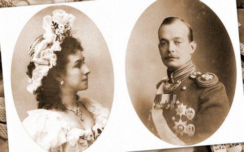 Матильда Кшесинская и Андрей Романов