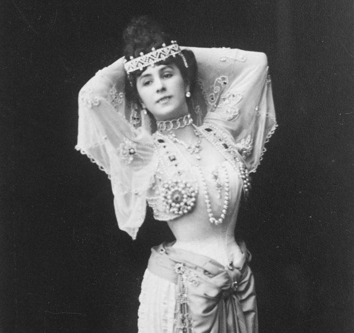 Матильда Кшесинская балерина