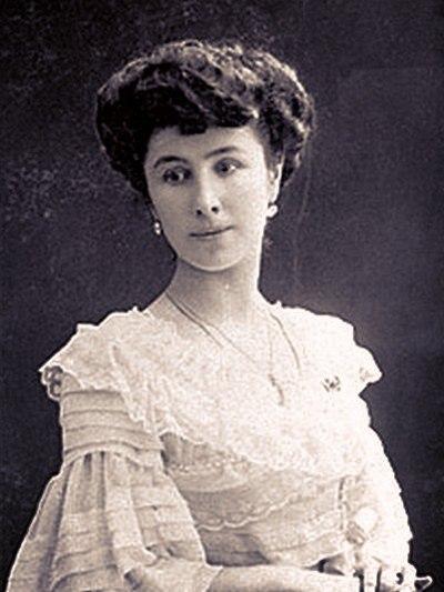 Матильда Кшесинская и большевики