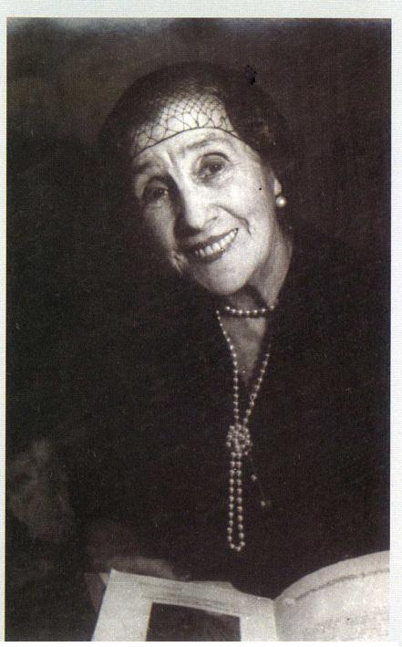 Матильда Кшесинская в эмиграции