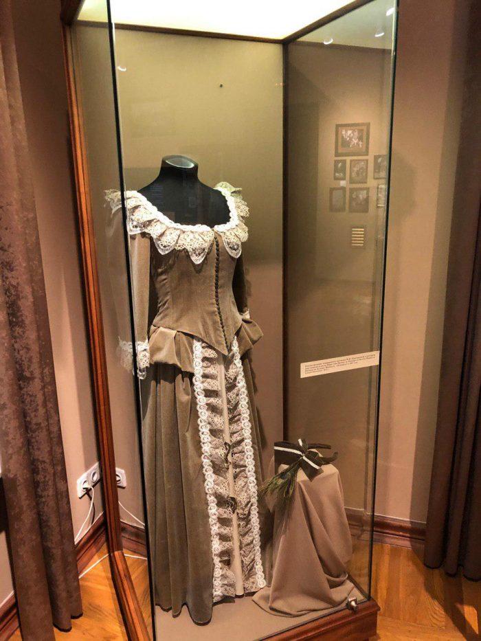 костюмы матильды кшесинской