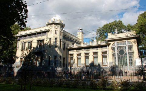 Особняк Кшесинской Матильды в Петербурге