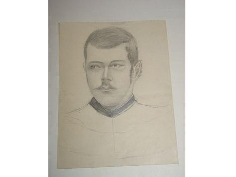николай 2 портрет
