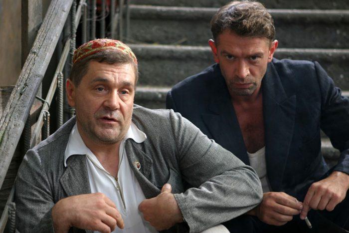 современные русские детективные сериалы про советское время