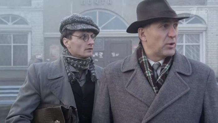 русские детективные сериалы про советское время