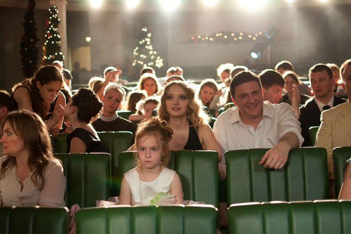 что можно посмотреть с семьей на новый год